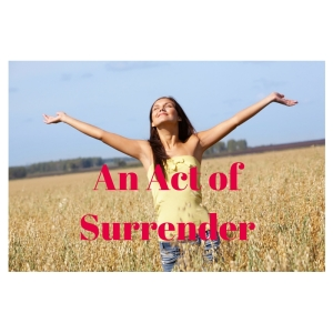 An Act ofSurrender (1)